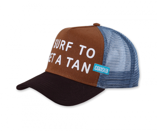 Trucker Cap HFT Get A Tan