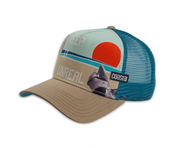 Trucker Cap HFT Unreal